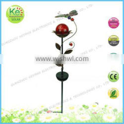 White Color Temperature and CE,RoHS Certification LED solar light
