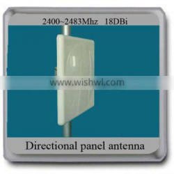 (Manufactory) 2400-2483MHz 18dB Panel Antenna