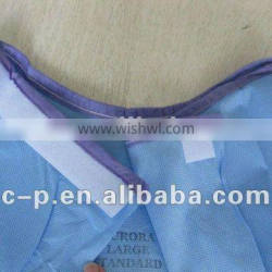 EO Sterile Disposable Doctor's Surgical gown/Operating Coat with knitting/elastic cuff for Hospital (CE&ISO13485 Approved)