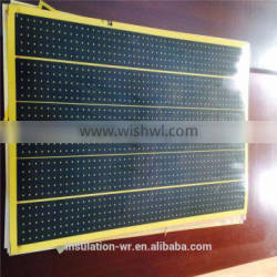 100 W Carbon crystal infrared heating panel