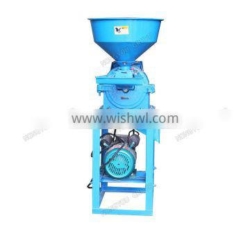 Corn Crusher Pulverizer Grinding machine with 2.2kw Electric Engine 6F-26