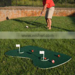 Golf Floating Green and Tee for the Pool or Backyard