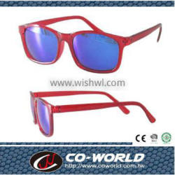 Sun glasses,the material safe and secure, Made in Taiwan