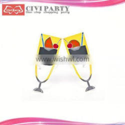 Nice design halloween party mask,carnival mask,pvc mask white urgly halloween party mask