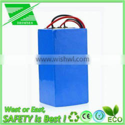 100% Real Factory CE ROHS electric bike battery 60v 20ah li-ion battery pack