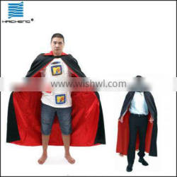 Halloween adults satin capes