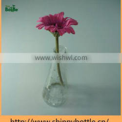 Aroma reed diffuser glass bottle for home fragrance decor wholesale