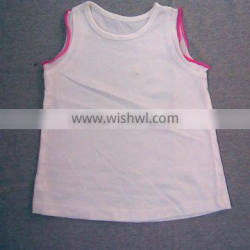 supper soft combed cotton baby tops