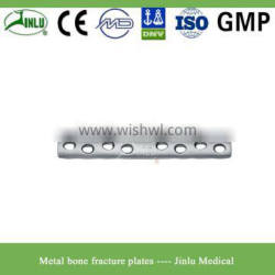 DCP Femoral plate orthopedic implant (Broad)
