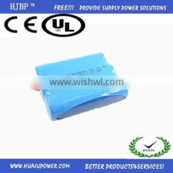 2014 hot sales CE/UL/FCC/RoHS Li-ion cells/pack chargeable 24 volt lithium ion battery