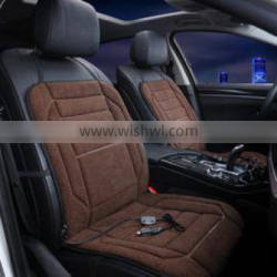 Heated auto accessories car seat cover