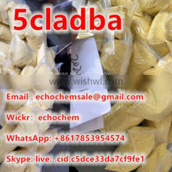 Top quality 5cladba 5cl best cannabinoid in stock online ordering from reliable supplier