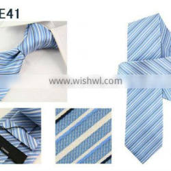 HD5-T117 High quality New design silk men's woven neck tie/male silk tie