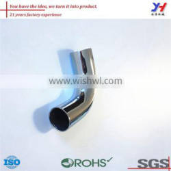 OEM ODM Custom Stainless Steel 90 Degree Elbow for Bathroom Accessory