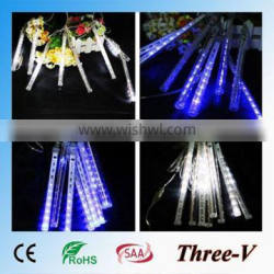 China supplier led christmas snow light for outdoor lighting