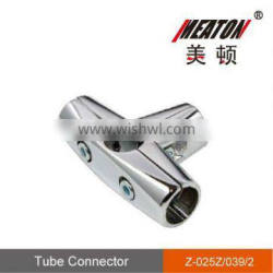 Round Tube Connector