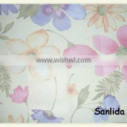 100% polyester Fire Resistant printing fabric