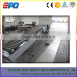 Automatic touch screen bar table for sewage pretreatment