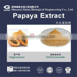 factory supply 5:1 10:1 20:1 bulk papaya extract