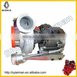 HE351W turbocharger in ISDe diesel engine 4043981