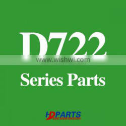 Tracked Dumper, Tractor D722 Series Engine Parts