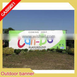 New products 2016 custom printed outdoor advertising banner
