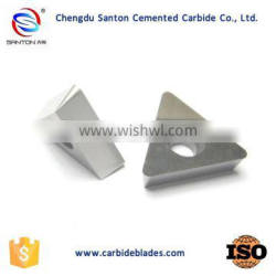 TPGW270716 precision grounded cemented tungsten carbide groove milling Inserts