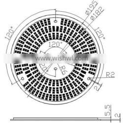 80W LED MODULE LIGHT ENGINE IC ON BOARD FOR HIGHBAY LIGHT,LED INPUT AC220V-240V