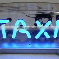 best sellong of 12v taxi neon roof light(ce/rohs)
