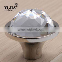 Wholesale Furniture Hardware Cabinet Dresser Brass Ball Glass Knob
