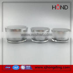Wholesale acrylic jar; new type gary acrylic cream jar;tapered round acrylic jar 50g