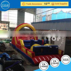 CE approved inflatable bouncer obstacle course for sale / the beast inflatable obstacle / adult jumpers bouncers wholesale