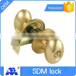 Cylindrical and Tubular Knob Lock