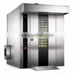 Bread 32 Trays gas rotary oven for bakery