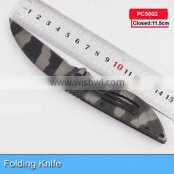 2014 Newest high quality stainless steel pocket folding knife PC5002