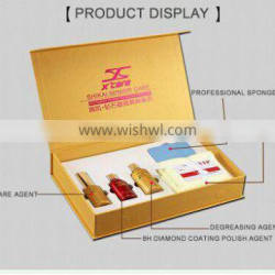 Car Care Product Cystal Plating Polish Wax Kit