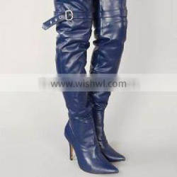 High Quality Lady Boot Leather Winter Boot Long Boots