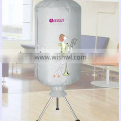 200D Fabric Portable Electric UV light Clothes Dryer