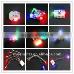 flashing clothes apparel light used for christmas gift