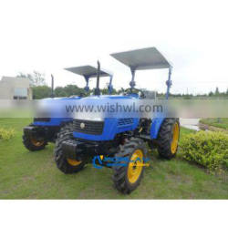 204 model 20HP mini tractor price High quantity farm equipment used tractor for sale with 4 in 1 Front end loader