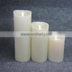 led candle with fragrance