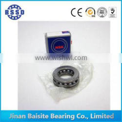 stainless steel one-way thrust ball bearing nsk s51100