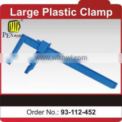 China made large plastic clamp