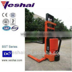 1ton 2.5meter full electric stacker VH-BST battery forklift