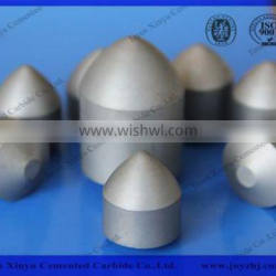 Good performance cemented tungsten auger tips /tungsten carbide buttons