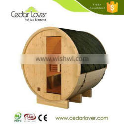 Factory direct wholesale Cheapest wooden sauna room for sale