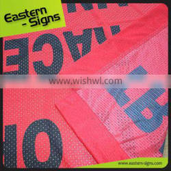 Outdoor Printing Waterproof Mesh Banner Fabric