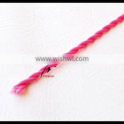 Electric Wire Textile Cable 2x0.75mm For Edison Bulb