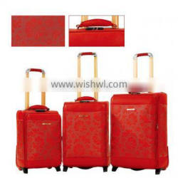 polo pu trolley luggage