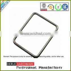 Metal Automatic bending Round or square Wire bracket